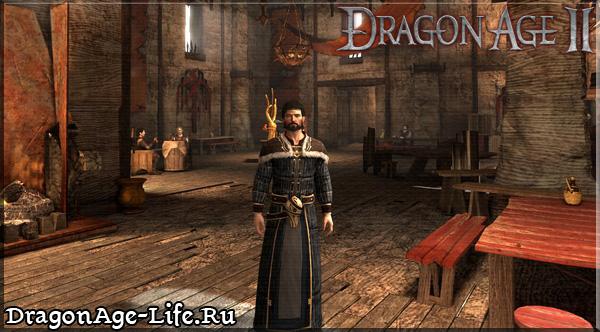 Технологические особенности Dragon Age 2